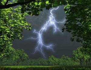 загадки про молнию