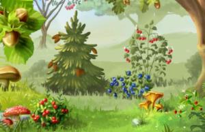 загадки про растения леса