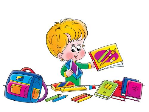 Загадки про школьные принадлежности с ответами для детей