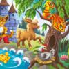 Самые интересные загадки про сказочных героев