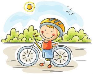 загадки про велосипед