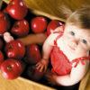 Веселые загадки про яблоко для детей разного возраста