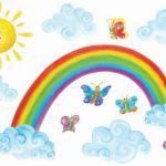 загадки про радугу