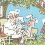 загадки про Айболита