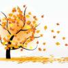 Загадки про листопад — самое красочное природное явление