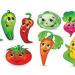 Загадки про овощи