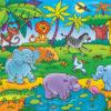 Загадки про Африку и про африканских животных