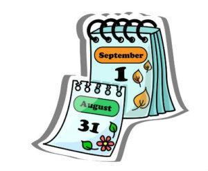 загадки про календарь