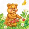 Веселые загадки про медведя, опасного лесного хищника
