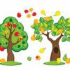 Загадки про деревья, их разновидности и части для детей