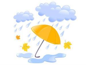 загадки про зонт