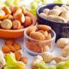 Детские загадки про орех