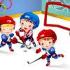 Загадки про хоккей — спорт для настоящих мужчин