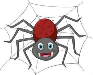 загадки про паука