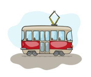 загадки про трамвай