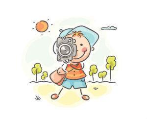 загадки про фотоаппарат
