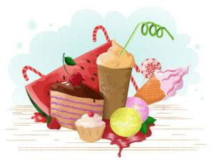 загадки про сладости