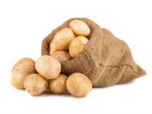 загадки про картофель