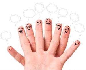 загадки про пальцы