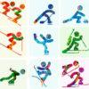 Загадки для детей про зимние виды спорта