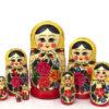 Загадки про русскую матрешку — символ России