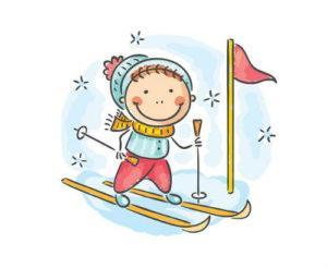 загадки про лыжи