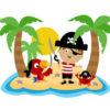 Увлекательные загадки про пиратов для детей