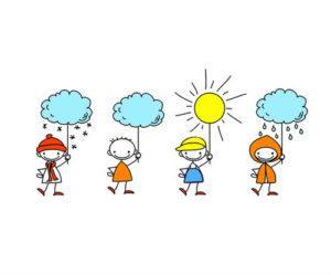 Загадки про погоду