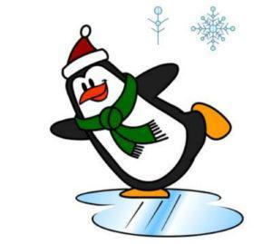 загадка про пингвина